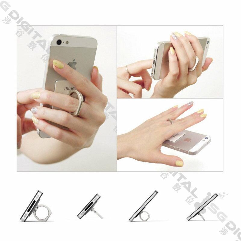 ~斯瑪鋒數位~韓國直送正品 AAUXX iRing 側立支架 手機指環 手指環手機架 汽車支架手機支架指環扣 (不含底座)