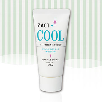 Toothpaste~Made in Japan~ ZACT Cool ~1 tube