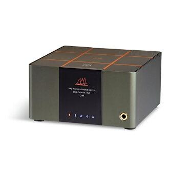 志達電子 Q-M 谷津 DA&T Q-M USB DAC/耳機驅動器 支援PCM 384K/32Bit DSD256解碼