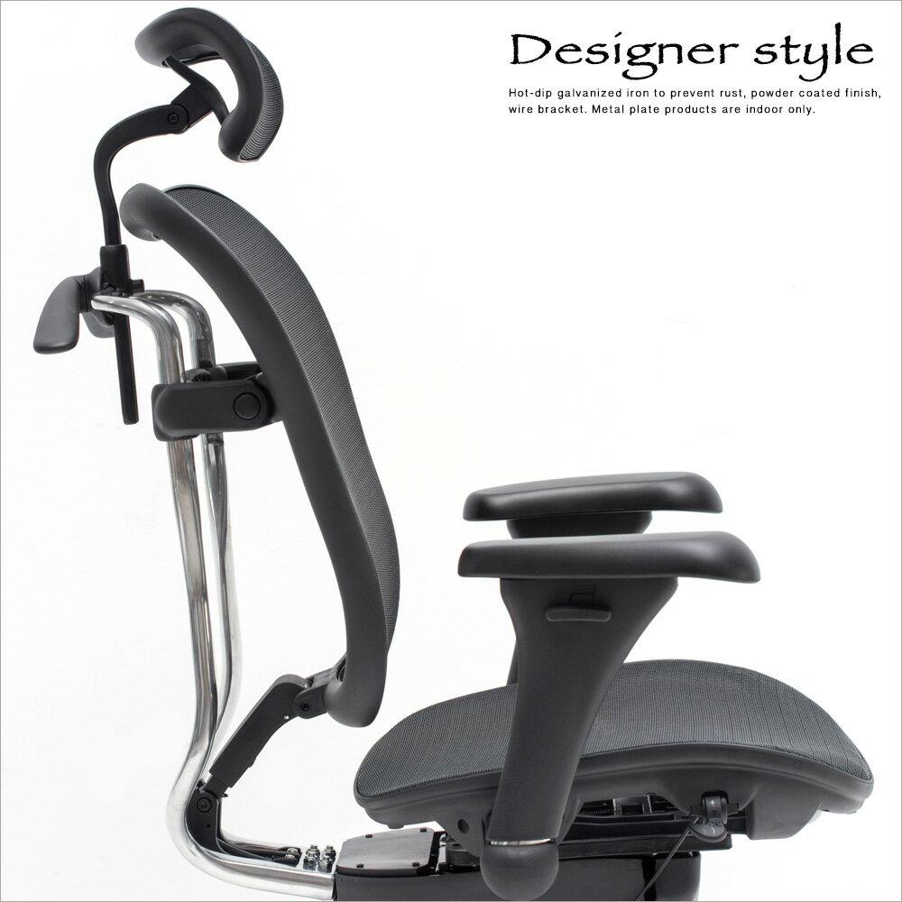 辦公椅 / 書桌椅 / 電腦椅 職人設計高機能電腦椅 MIT台灣製 完美主義【I0256】 2