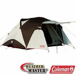 Coleman 氣候達人 透氣露營帳篷 (300x300) 4-6人 CM-1560J|四人帳|六人帳|露營用品