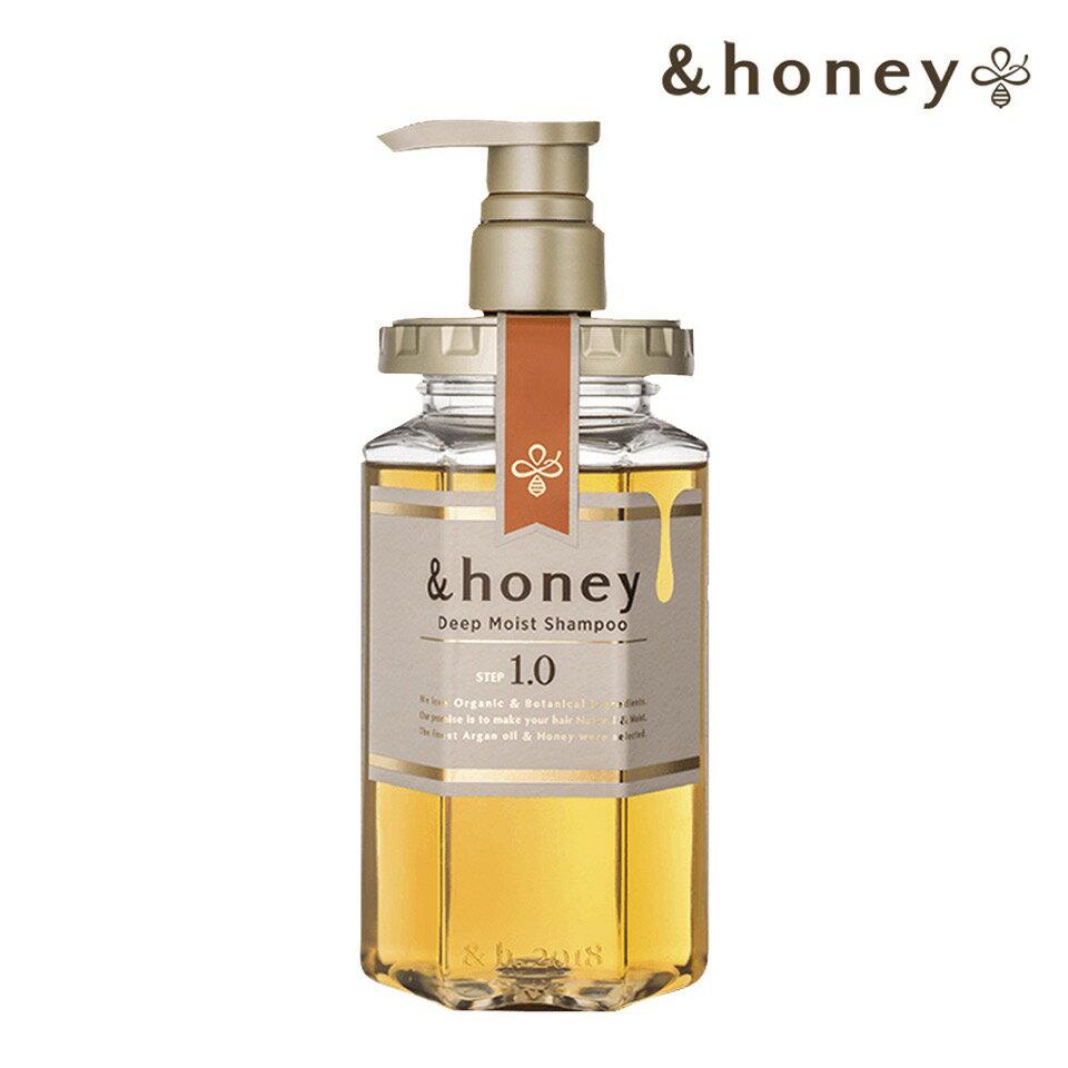 &honey 蜂蜜亮澤修護 洗髮乳440ml/髮膜 150g