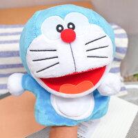 小叮噹週邊商品推薦PGS7 日本卡通系列商品 - 日貨 哆啦A夢 Doraemon 說故事 互動 手偶 小叮噹 玩偶 娃娃【SJJ71337】