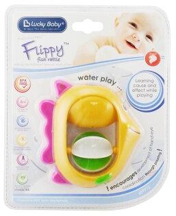 LuckyBaby搖鈴玩具-魚S145【德芳保健藥妝】(顏色隨機出貨)