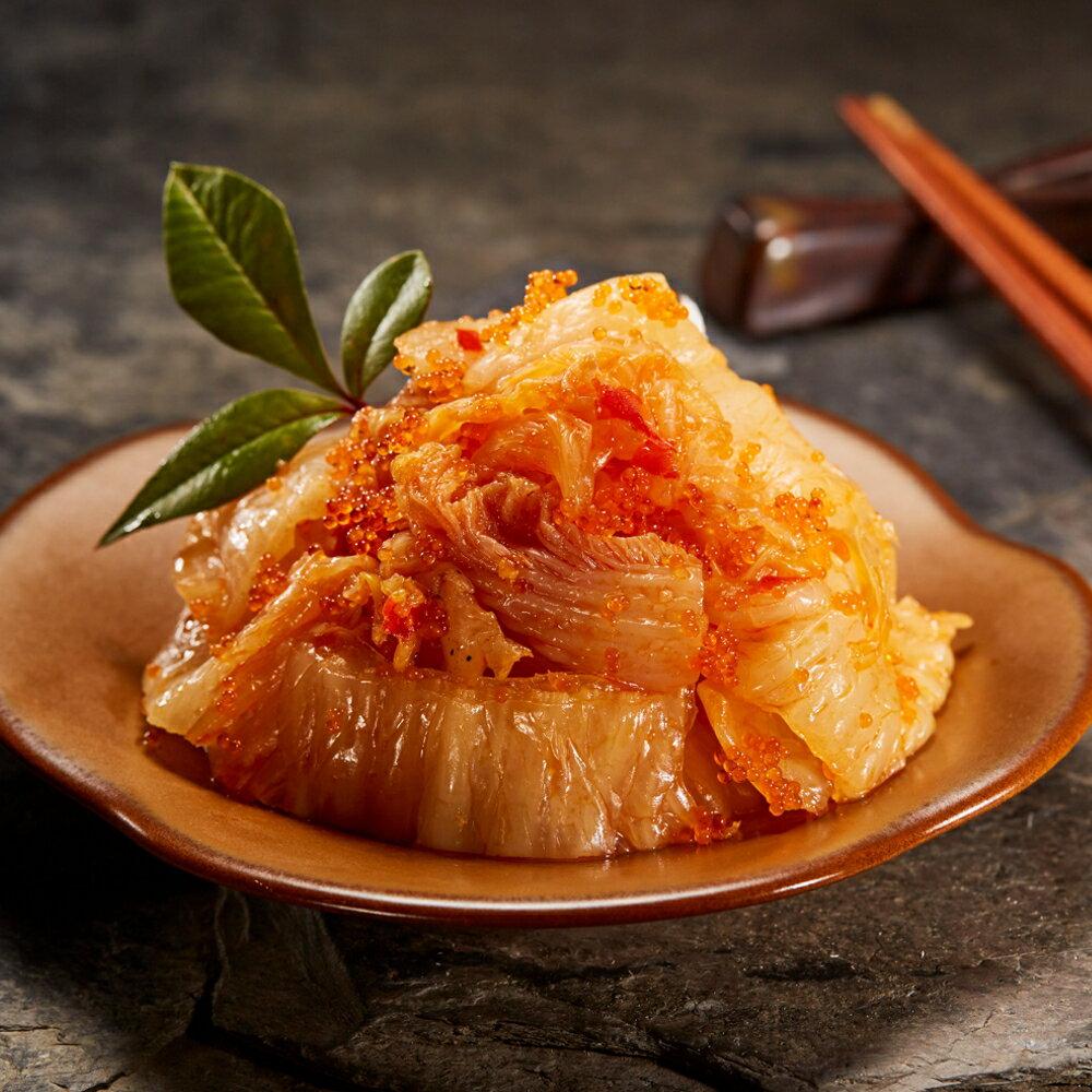 開胃波波脆 黃金飛魚卵泡菜  250g /包 口感波波組 3包入