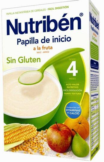 【安琪兒】西班牙【Nutriben 貝康】水果米精 300g - 限時優惠好康折扣