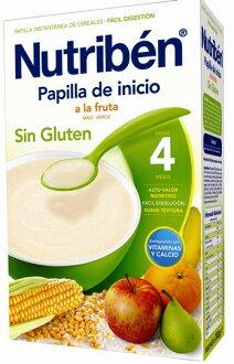 【安琪兒】西班牙【Nutriben 貝康】水果米精 300g