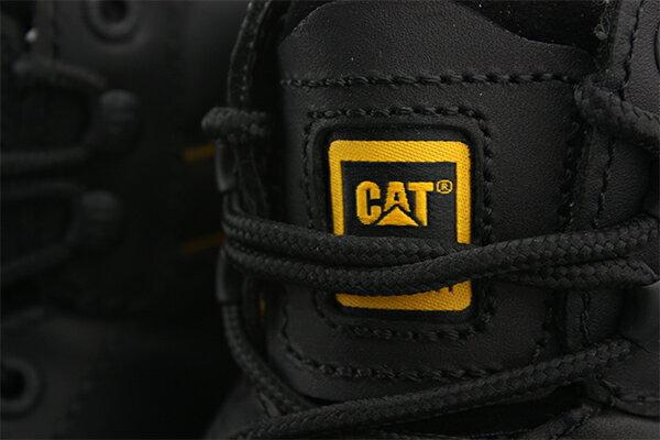 CAT  靴子 黑色 男鞋 CA708026 no168 2