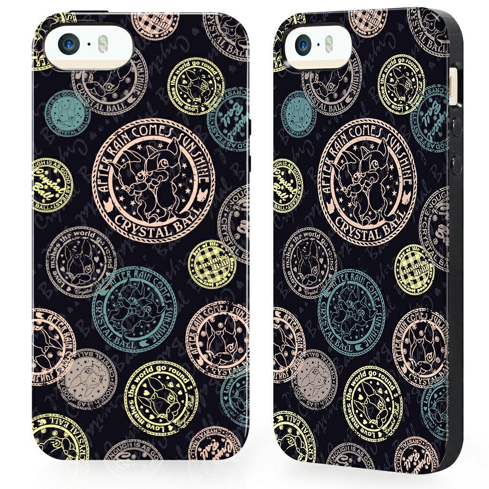 日光城。GARMMA Crystal Ball iPhone 5/5S TPU保護殼-印章款