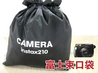 日光城。富士束口袋210,Instax Wide 210 220 大拍立得相機袋相機包厚絨包 mini7S mini8(3507)
