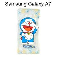 小叮噹週邊商品推薦哆啦A夢透明軟殼 [叮噹] Samsung A700Y Galaxy A7 小叮噹【正版授權】