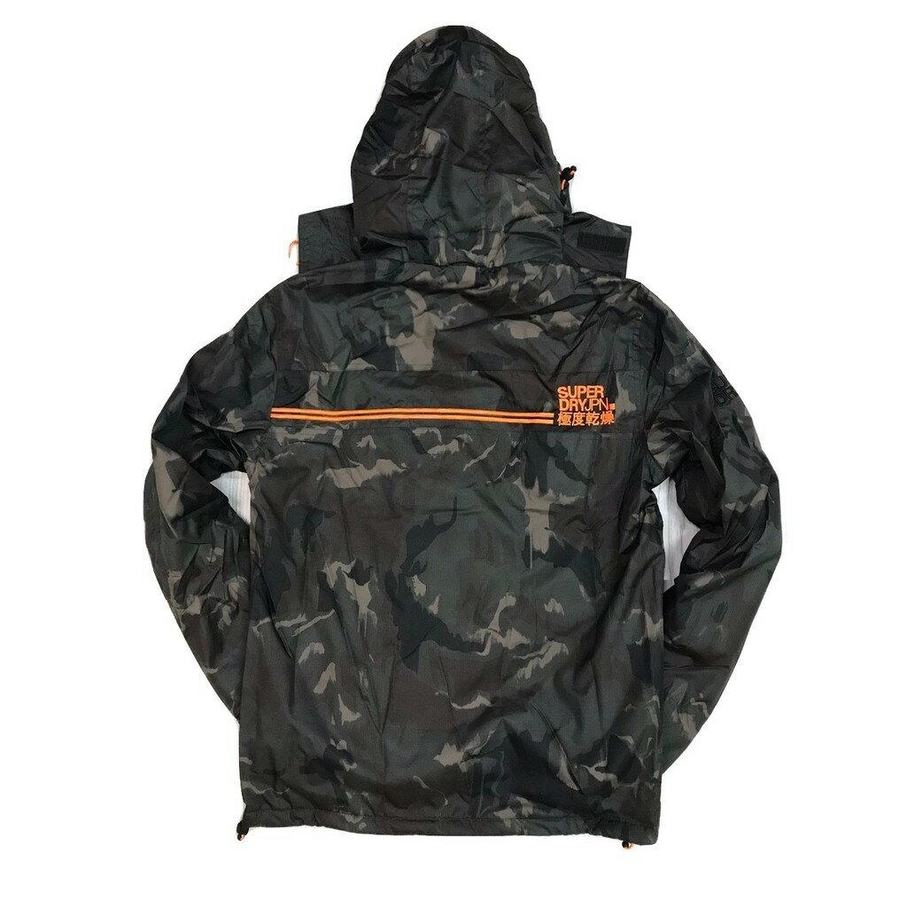 Superdry 極度乾燥外套 男款 內刷毛三拉鍊連帽夾克 防風防潑水 3色 英國正品現貨 2