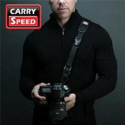 [滿3千,10%點數回饋]CARRY SPEED 速必達 仕男款相機背帶(Tuxedo for Man)  立福公司貨