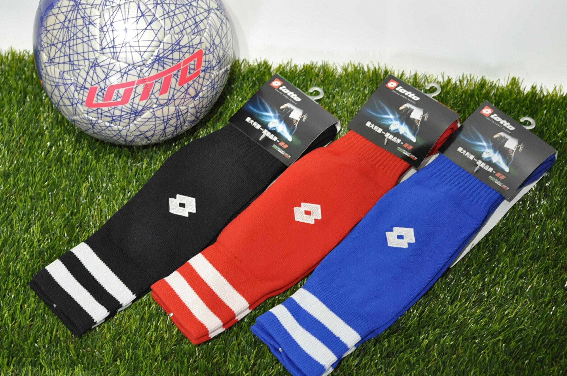 【登瑞體育】LOTTO 兒童專業足球運動襪 LTSC402