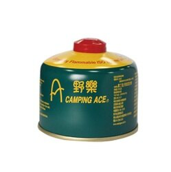 野樂 高山瓦斯/異丁烷瓦氣罐/異丁烷瓦氣罐/戶外露營 ARC-9121 Camping Ace 230g