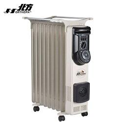 【Northern 北方】9葉片式恆溫電暖爐(NA-09ZL)【三井3C】