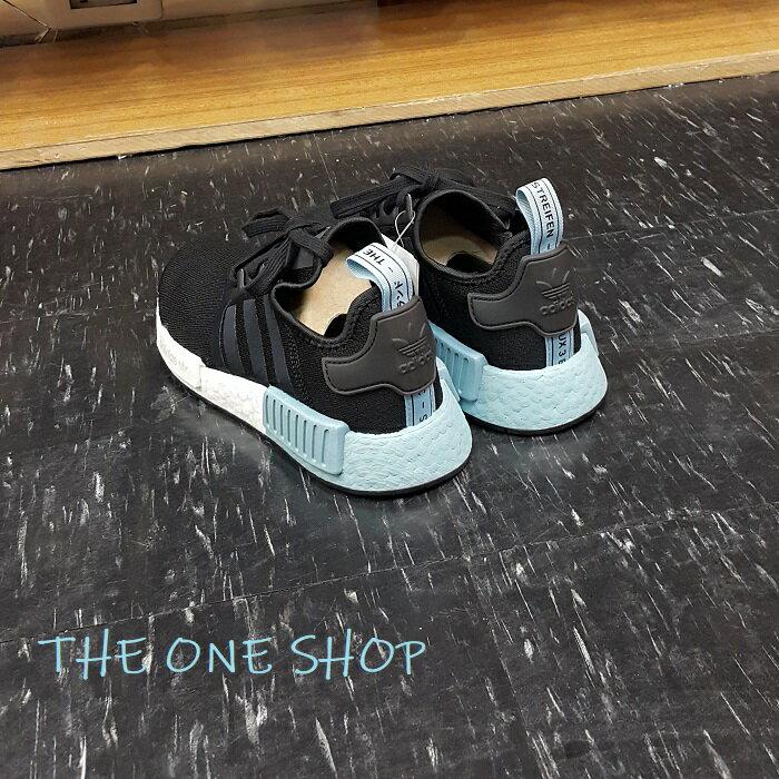 adidas NMD R1 BOOST 愛迪達 黑色 藍色 天藍色 天空藍 黑藍 經典款 基本款 EE5178