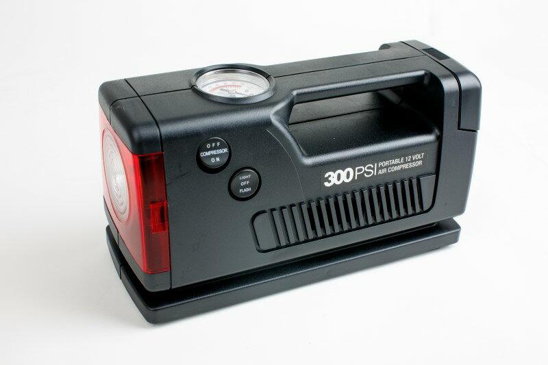 【意生】風王牌COIDO 超強300磅輪胎打氣機 多功能車用打氣機 電動打氣機 電動馬達打氣機