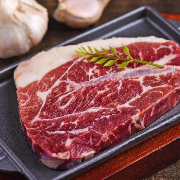 【新鮮物語】安格斯薄片霜降燒烤牛排 300g±10% / 包 #牛排★1月限定全店699免運 4