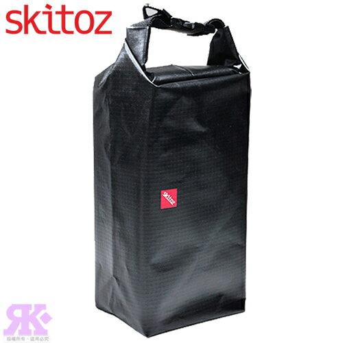 skitoz 鋼鐵極限三棲包(4L)-贈指環支架