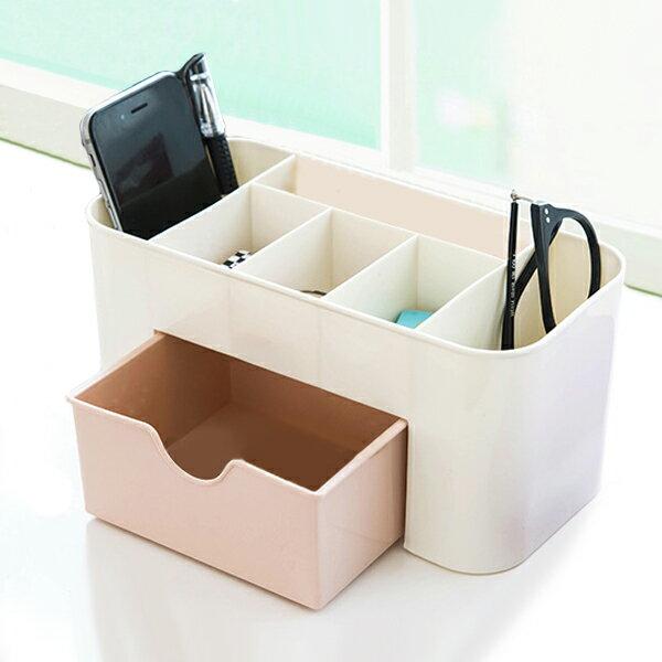 B4206  抽屜收納盒 分格桌上型整理籃 化妝用品整理盒 多功能置物籃 贈品禮品 - 限時優惠好康折扣