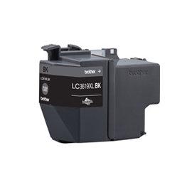 深見廣行科技:brotherLC3619XLBK黑色原廠墨水,適用MFC-J3930DW