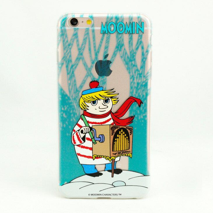 Moomin嚕嚕米正版授權 - TPU手機保護殼:【 迪琪 】《 iPhone/Samsung/HTC/ASUS/Sony/LG/小米/OPPO 》