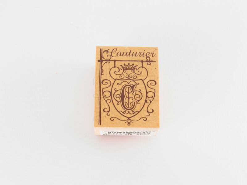 *小徑文化*日本進口手作雑貨 TOKYO ANTIQUE stamp - クチュリエショップ ( Y4030KU-S )