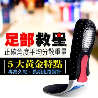 鞋材配件/生活用品/蜂巢设计/黄金三点力学/【释压鞋垫】/lazyworker