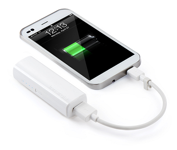 台達電 Innergie Pocketcell V2600 (2,600mAh)  口袋行動電源