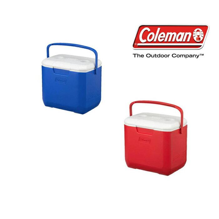Coleman 美國 | 28L EXCURSION海洋藍、美利紅冰箱 | 秀山莊(CM-27861、CM-27862)