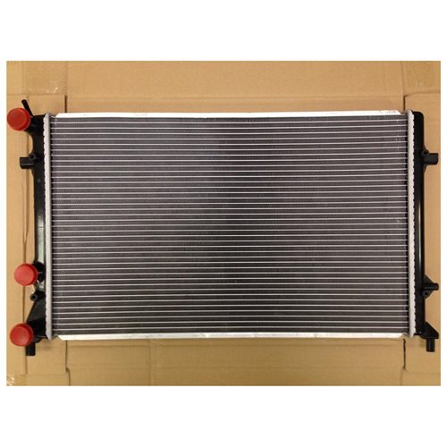 New OEM Replacement Radiator for Volkswagen Jetta 2011 2012 2013 ALL GAS ENGINE (Except GLI) d1c3abe5d5d54249693ff19f7793762b