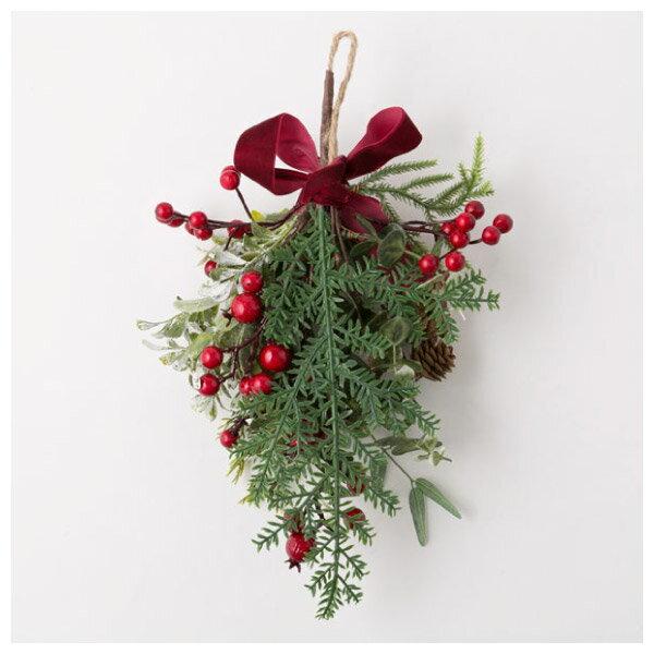 聖誕裝飾花束 RED NITORI宜得利家居 2