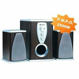 【壹品家現代生活館】KINYO KY-800A 尊爵木質立體擴大音箱 2500W 2.1全木質重低音喇叭組 喇叭 音箱(免運費)