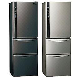 Panasonic 國際牌 NR-C389HV  385L三門變頻冰箱