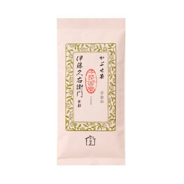 爽快屋:京都宇治人氣茶飲伊藤久右衛門冠茶(覆下茶)宇治山100g