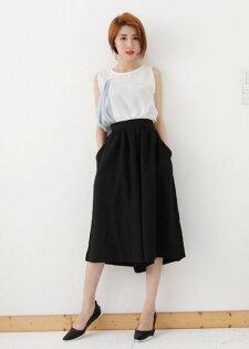 Pyf♥超舒適軟膠底金屬光澤軟皮黑色平底鞋寬楦40-42大尺碼女鞋