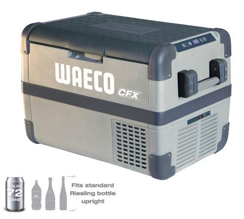 領券94折現折★2017/01/24前贈多用途行動冷熱箱   德國 WAECO 最新一代智能壓縮機行動冰箱 CFX-50 優惠券代碼 XPPK-IAG6-2EB4-7CWO