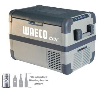 領券94折現折★2017/03/30前贈多用途行動冷熱箱  德國 WAECO 最新一代智能壓縮機行動冰箱 CFX-50 優惠券代碼 XPPK-IAG6-2EB4-7CWO