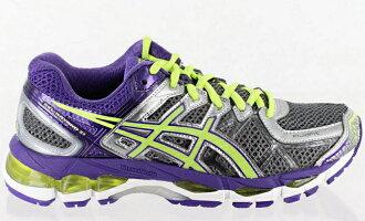 [陽光樂活] ASICS GEL-KAYANO 21(D) 女運動鞋-T4H8N-7905-紫 (特價)