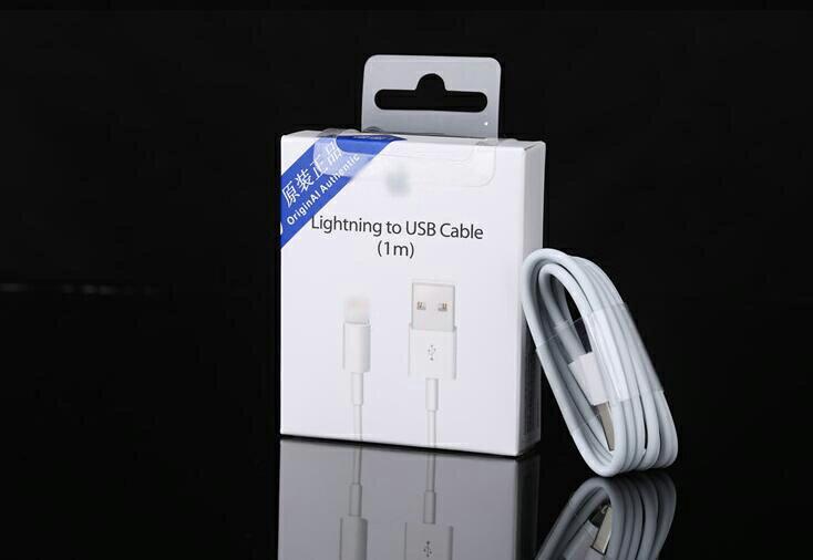 (2 公尺) 原廠Apple傳輸充電線 Lightning 對 USB 連接線 (2 公尺) I5 I6 I7