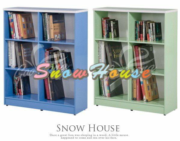 ╭☆雪之屋居家生活館☆╯AA533-07080910BK-235塑鋼書櫃置物櫃收納櫃(開放式)