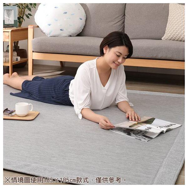進階涼感 地毯 N COOL SP Q 19 GY 130×185 NITORI宜得利家居 1