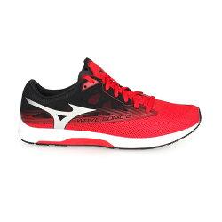 MIZUNO WAVE SONIC 2 男馬拉松鞋-WIDE (免運 寬楦 美津濃【02017816】≡排汗專家≡