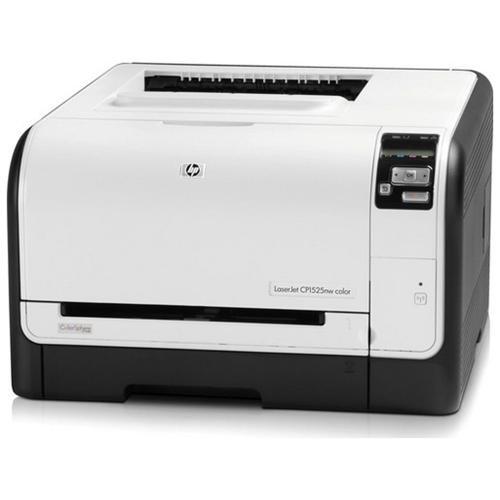 HP LaserJet Pro CP1525nw Color Laser Printer 2