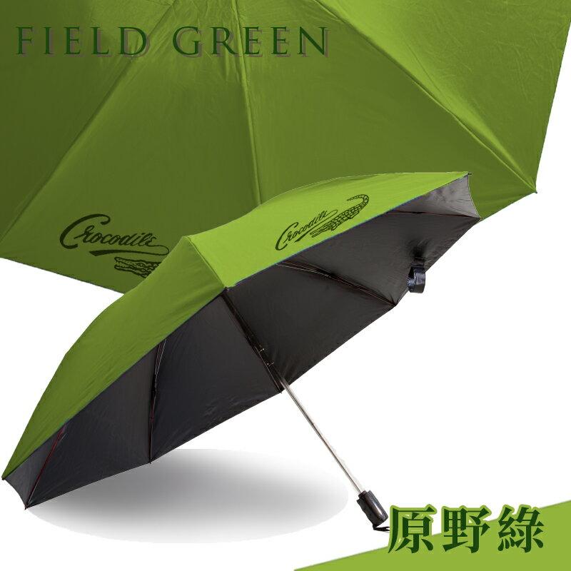 反向自動折傘-原野綠 久大傘業 反向傘 抗UV 超潑水 (10色可選)