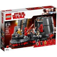 星際大戰 LEGO樂高積木推薦到樂高LEGO 75216 STAR WARS 星際大戰系列 - Snoke's Throne Room就在東喬精品百貨商城推薦星際大戰 LEGO樂高積木
