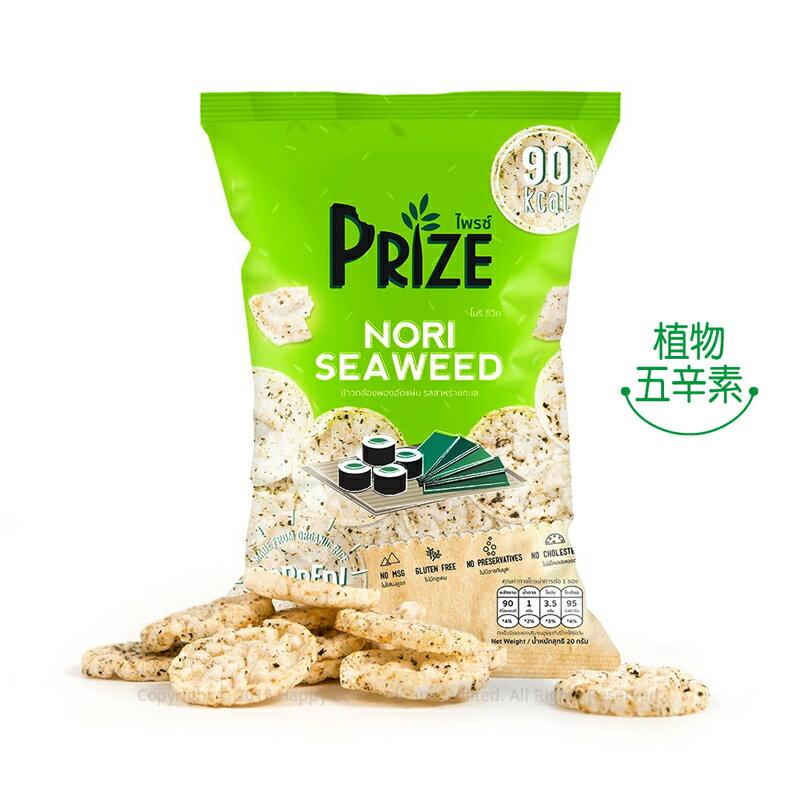 Prize派姿-爆米片一箱24包(送罐裝米餅x2)(低卡零食)(中元節免運特惠) 1