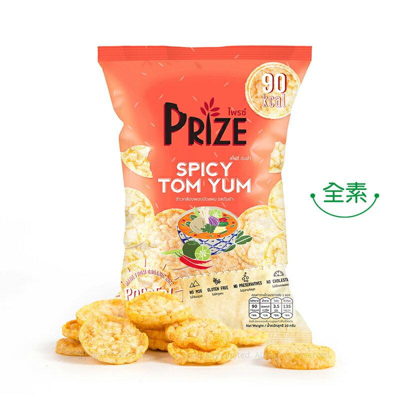 Prize派姿-爆米片一箱24包(送罐裝米餅x2)(低卡零食)(中元節免運特惠) 4