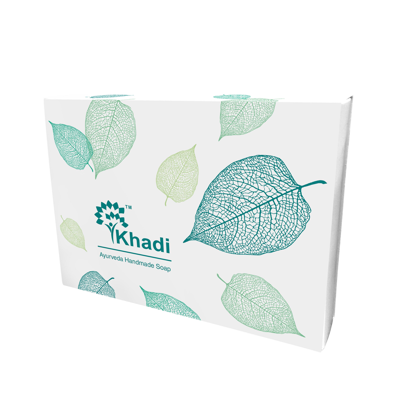 加購 - Kailash Khadi 手工皂禮盒 (可裝 2 入)